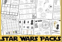 teaching--Star Wars