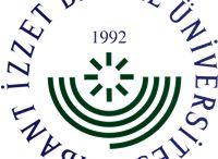 Bolu / Abant İzzet Baysal Üniversitesi