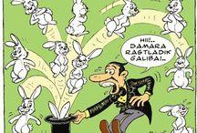 Animatürk / Mizah ve Karikatür