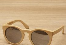 Wooden Frames / A selection of wooden framed glasses that we think look great.