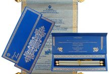 Indian Wedding cards Trends 2016 / we offer Latest trends wedding Indian cards for your wedding invitations with good design and creative closures.If you want to make a batter or beautiful wedding Now book shubhankar wedding invitations.
