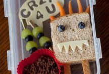 Countdown to School 2015 / fun lunch ideas