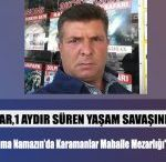 Ahmet Uyar Yaşam Savaşını Kaybetti