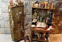 witch dollhouse
