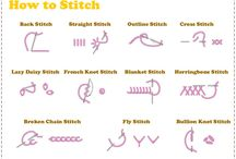 Embroidery Tips, Tricks, and Ideas