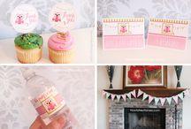 Birthday Party Ideas / Parties