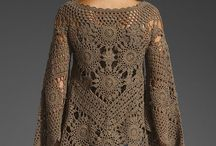 Knit and crochet fashion / by AHdR