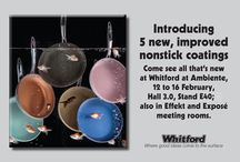 Improved nonstick coatings / New Nonstick Coatings by Whitford.