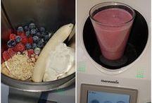 Smoothies und Frühstückdrinks