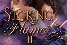 STOKING THE FLAMES II / 14 AMAZING STORIES ALL ABOUT DRAGONS!!