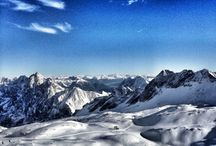 Berge, Schnee und Skifahren / Die schönsten Bilder von Südtirol bis zur Zugspitze. / by Lilies Diary