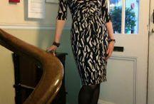 How to Wear a Long Sleeve Dress