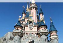 Disney: the happiest place on earth / Disney around the world | Walt Disney Parks and Resorts | Walt Disney Attractions | Disneyland Resort | Walt Disney World Resort | Tokyo Disney Resort | Disneyland Paris | Hong Kong Disneyland Resort | Shanghai Disney Resort