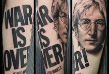 Tatto John lennon