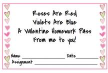 2nd Grade Valentines Day