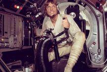Star Wars (mostly Luke Skywalker)