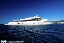 World's Largest Charter Yachts
