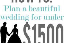 Wedding / Idea's for my wedding