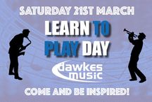 Events at Dawkes Music / Events at Dawkes Music