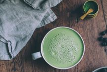 Healthy Coffee and Tea Lattes