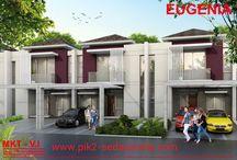 Rumah PIK 2 Jakarta Cluster Springville