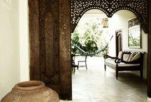 interiors & outdoor architecture