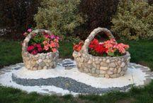 garden deco diy