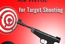 Target Shooting / Shop for Target shooting accessories including Air Rifles, Air Pistols, Target Holders, Pellets, Rifle Cleaning & Maintenance, Slingshots. Visit: http://www.oliveplanet.in/target-shooting
