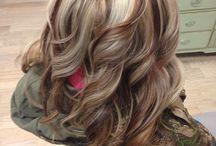 Hair / by Carrie Blanton