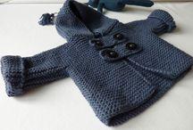 Tricot Couture bébé