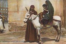 Открытки Африка / Винтажные открытки из африканских колоний