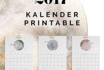 calendrier tumblr