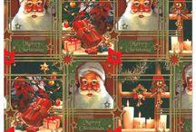 Kerst Cadeaupapier / Cadeaupapier voor kerst