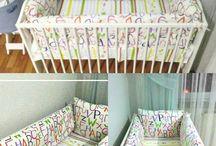 bumper pad bebek yatak yan korumalık