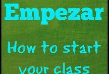 class spanish
