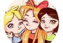 powerpoof girls