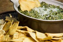 What's Cooking - Dips and Drinks