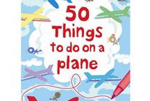 Flying w Kids! (Suitable for 2-8 year olds) / Flying with kids can be a challenge - here are lots of ways to make it less so!