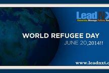 #World #Refugee Day