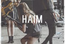 And nothing's gonna wake me now.  'Cause I'm a slave to the sound / HAIM