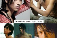 Asian Actors / Hot Asian Actors / by Yuko Boyd