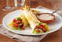 Burrito's en wraps