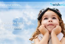 Wishes / We share common wishes all around the world.