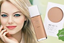Revlon Nearly Naked Makeup / Be absolutely gorgeous and secretly flawless the natural way with Revlon Nearly Naked Makeup. Find out how
