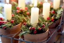 Holiday decorations / by Karen Smith