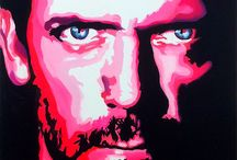 Famous faces Paintings by Lique