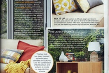 Vintage Cushions in the Press