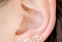 Exquisite Ear Jewelry / by Ingrid Ann
