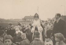 Sinterklaas / Foto's van bezoeken van Sinterklaas aan Noord-Brabant