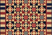 Quilts/Quilting  - Settings and Borders